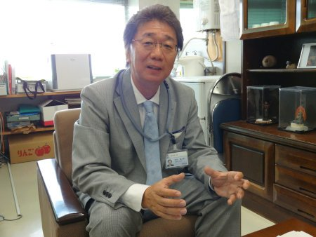 池田校長先生